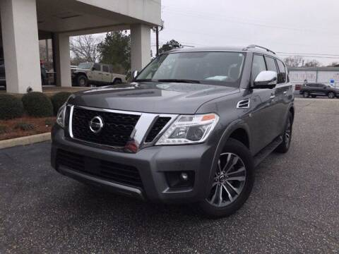 2019 Nissan Armada for sale at Mike Schmitz Automotive Group in Dothan AL
