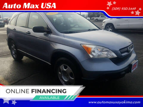 2008 Honda CR-V for sale at Auto Max USA in Yakima WA