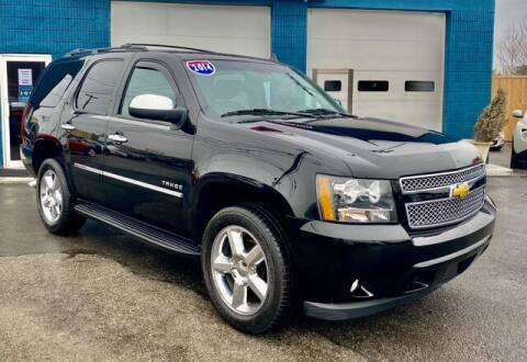 2014 Chevrolet Tahoe for sale at Saugus Auto Mall in Saugus MA