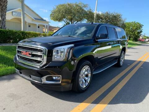 2015 GMC Yukon XL for sale at GTR Motors in Davie FL