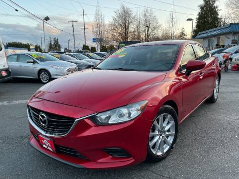 2014 Mazda MAZDA6 for sale at Real Deal Cars in Everett WA