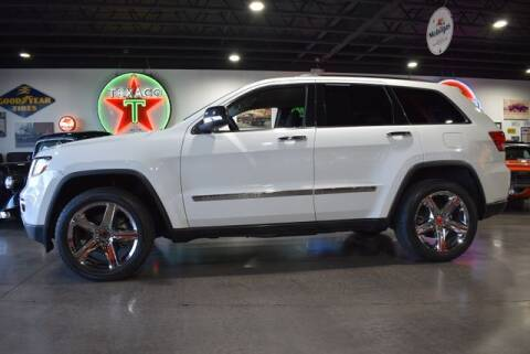 2011 Jeep Grand Cherokee for sale at Choice Auto & Truck Sales in Payson AZ