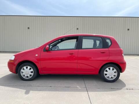 2005 Chevrolet Aveo for sale at TnT Auto Plex in Platte SD