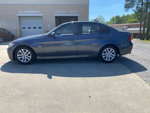 2006 BMW 3 Series for sale at Ridetime Auto in Suffolk VA
