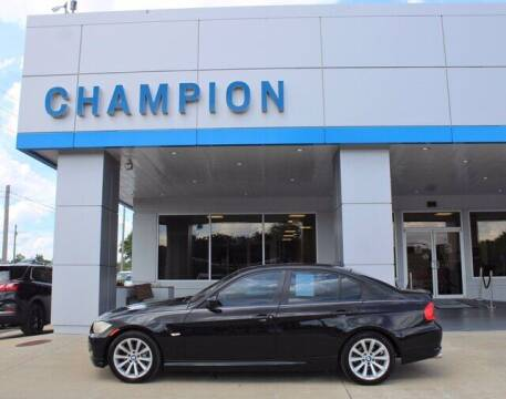 2009 BMW 3 Series for sale at Champion Chevrolet in Athens AL