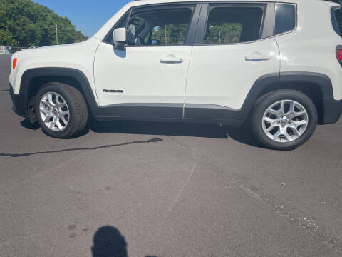 2018 Jeep Renegade for sale at Beckham's Used Cars in Milledgeville GA