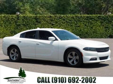 2017 Dodge Charger for sale at PHIL SMITH AUTOMOTIVE GROUP - Manager's Specials in Lighthouse Point FL
