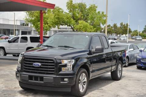 2017 Ford F-150 for sale at Motor Car Concepts II - Kirkman Location in Orlando FL