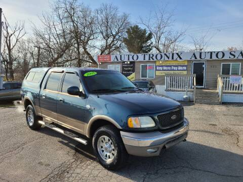 2003 Ford F-150 for sale at Auto Tronix in Lexington KY