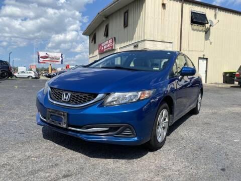 2014 Honda Civic for sale at Premium Auto Collection in Chesapeake VA