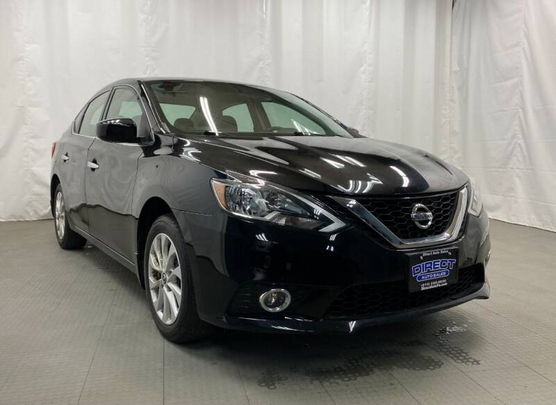 2016 Nissan Sentra for sale at Direct Auto Sales in Philadelphia PA