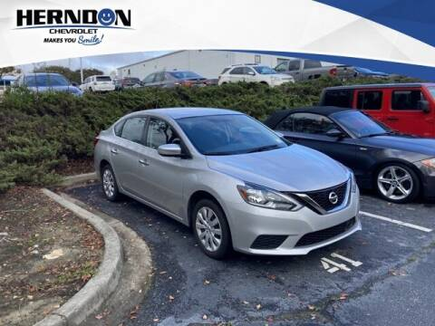 2019 Nissan Sentra for sale at Herndon Chevrolet in Lexington SC
