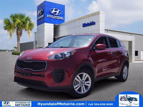 2019 Kia Sportage for sale at Metairie Preowned Superstore in Metairie LA