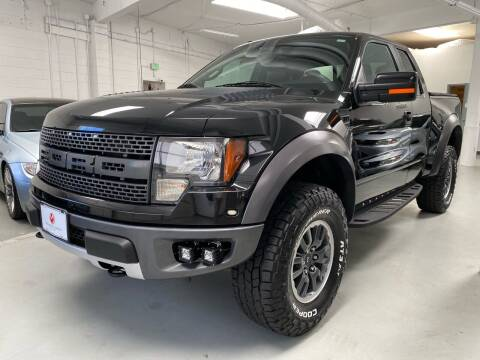 2010 Ford F-150 for sale at Mag Motor Company in Walnut Creek CA