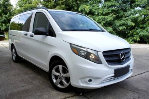 2016 Mercedes-Benz Metris for sale at CU Carfinders in Norcross GA