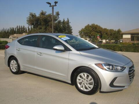 2018 Hyundai Elantra for sale at Repeat Auto Sales Inc. in Manteca CA