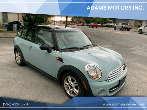 2013 MINI Clubman for sale at Adams Motors INC. in Inwood NY