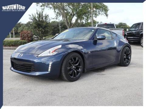 2015 Nissan 370Z for sale at BARTOW FORD CO. in Bartow FL