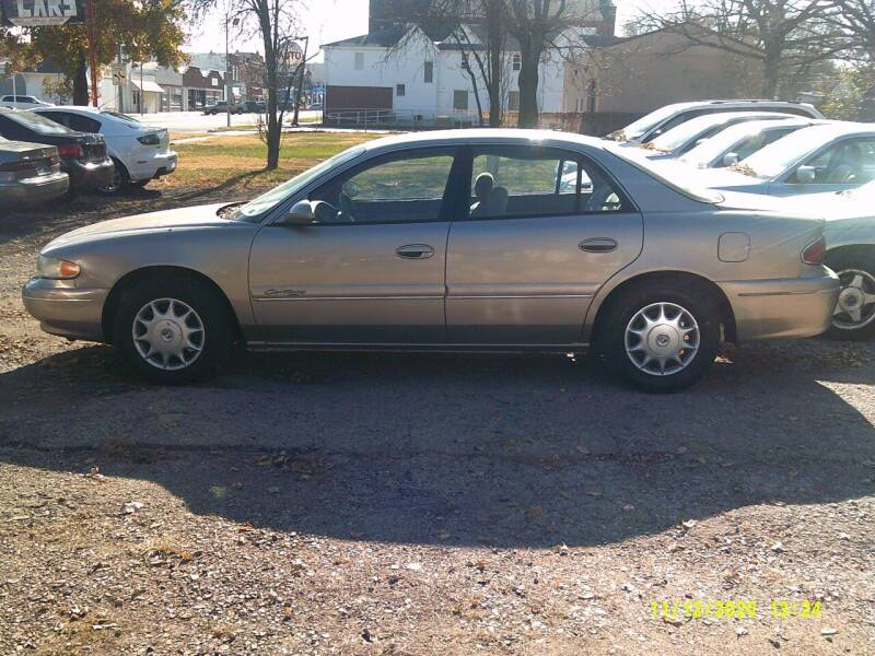 2001 Buick Century for sale at D & D Auto Sales in Topeka KS