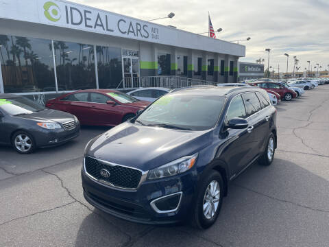 2016 Kia Sorento for sale at Ideal Cars in Mesa AZ