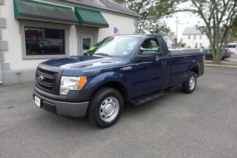 2013 Ford F-150 for sale at FBN Auto Sales & Service in Highland Park NJ