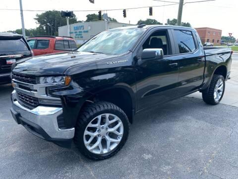 2019 Chevrolet Silverado 1500 for sale at Lux Auto in Lawrenceville GA