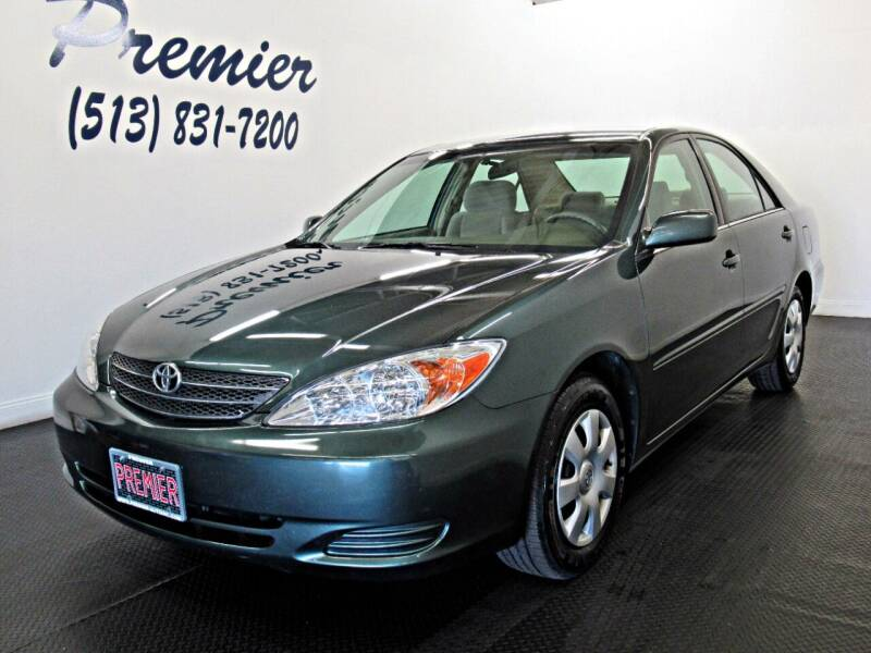2002 Toyota Camry for sale at Premier Automotive Group in Milford OH