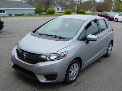 2017 Honda Fit for sale at North South Motorcars in Seabrook NH