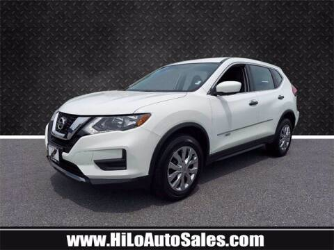 2017 Nissan Rogue for sale at Hi-Lo Auto Sales in Frederick MD