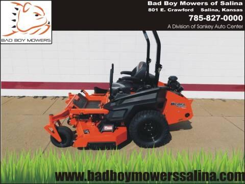 Bad Boy Rebel 61  #7295 for sale at Bad Boy Mowers Salina in Salina KS