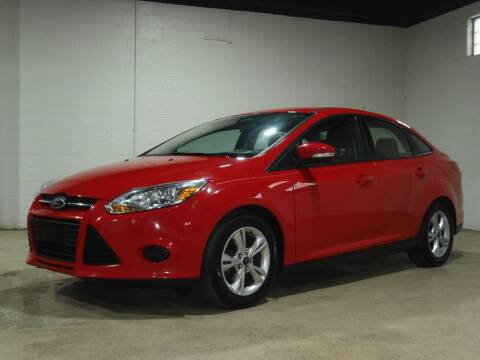 2014 Ford Focus for sale at Ohio Motor Cars in Parma OH