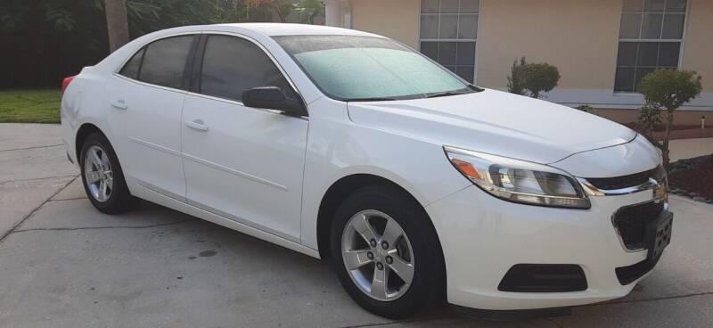 2015 Chevrolet Malibu for sale at Auto Mo Sales & Repair in Altamonte Springs FL