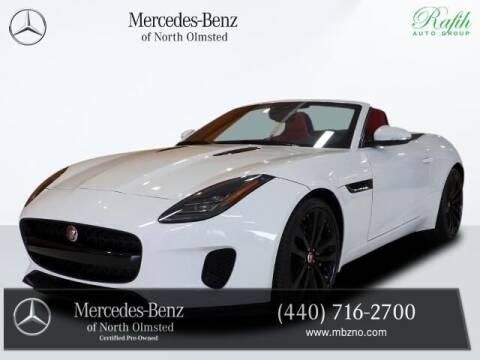 2020 Jaguar F-TYPE for sale at Mercedes-Benz of North Olmsted in North Olmstead OH
