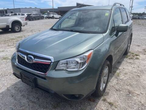 2016 Subaru Forester for sale at BILLY HOWELL FORD LINCOLN in Cumming GA