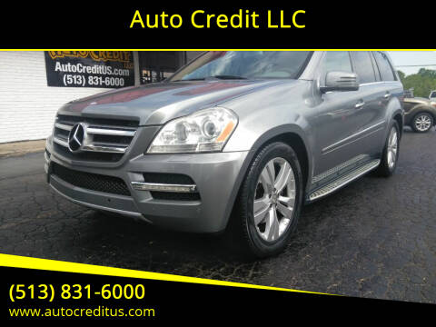 2012 Mercedes-Benz GL-Class for sale at Auto Credit LLC in Milford OH