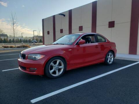 2011 BMW 1 Series for sale at Innovative Auto Group in Little Ferry NJ