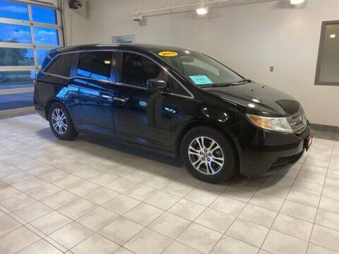 2013 Honda Odyssey for sale at Harr Motors Bargain Center in Aberdeen SD