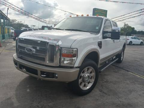 2009 Ford F-250 Super Duty for sale at Pasadena Auto Planet in Houston TX