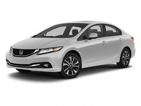 2013 Honda Civic for sale at Mike Schmitz Automotive Group in Dothan AL