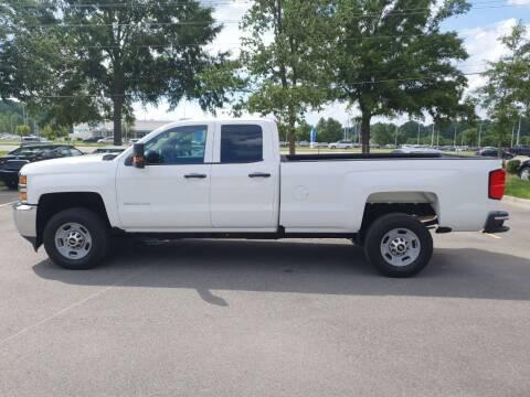2018 Chevrolet Silverado 2500HD for sale at Econo Auto Sales Inc in Raleigh NC