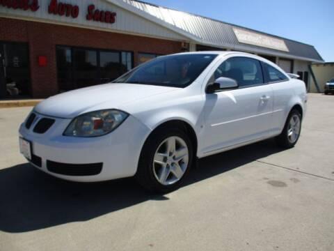 2007 Pontiac G5 for sale at Eden's Auto Sales in Valley Center KS