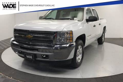 2013 Chevrolet Silverado 1500 for sale at Stephen Wade Pre-Owned Supercenter in Saint George UT