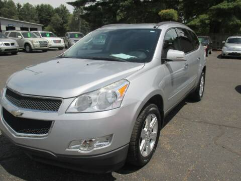 2012 Chevrolet Traverse for sale at Home Street Auto Sales in Mishawaka IN