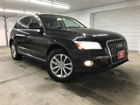 2014 Audi Q5 for sale at Hi-Way Auto Sales in Pease MN