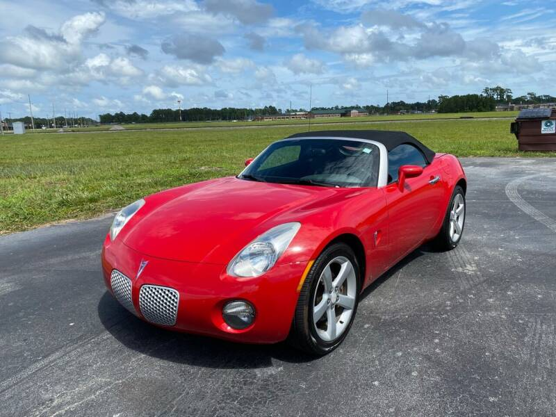2007 Pontiac Solstice for sale at Select Auto Sales in Havelock NC