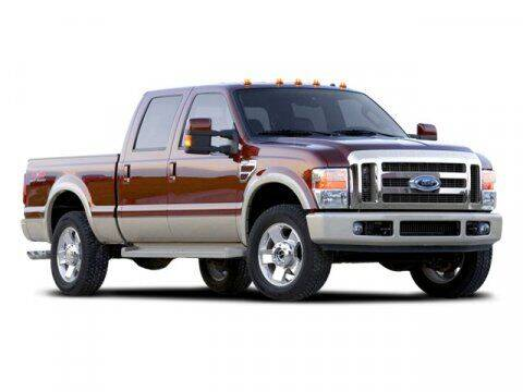 2008 Ford F-250 Super Duty for sale at RDM CAR BUYING EXPERIENCE in Gurnee IL