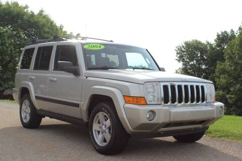 2008 Jeep Commander for sale at Harrison Auto Sales in Irwin PA