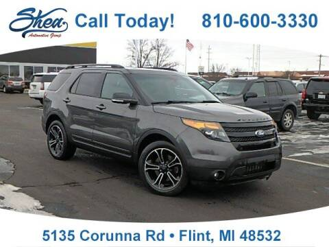2015 Ford Explorer for sale at Jamie Sells Cars 810 - Linden Location in Flint MI