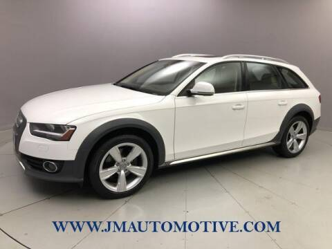2014 Audi Allroad for sale at J & M Automotive in Naugatuck CT