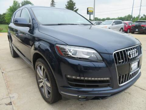 2014 Audi Q7 for sale at Import Exchange in Mokena IL